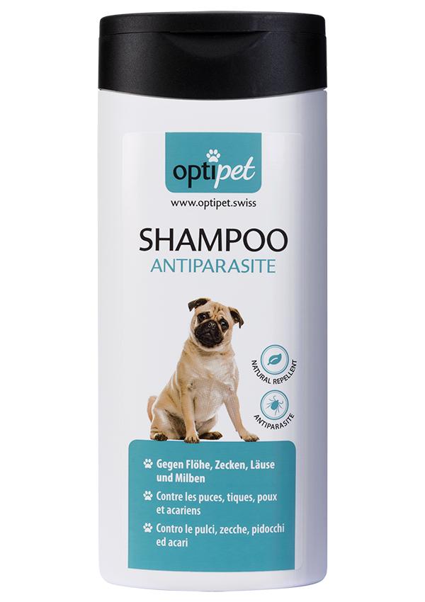 SHAMPOO Antiparasite