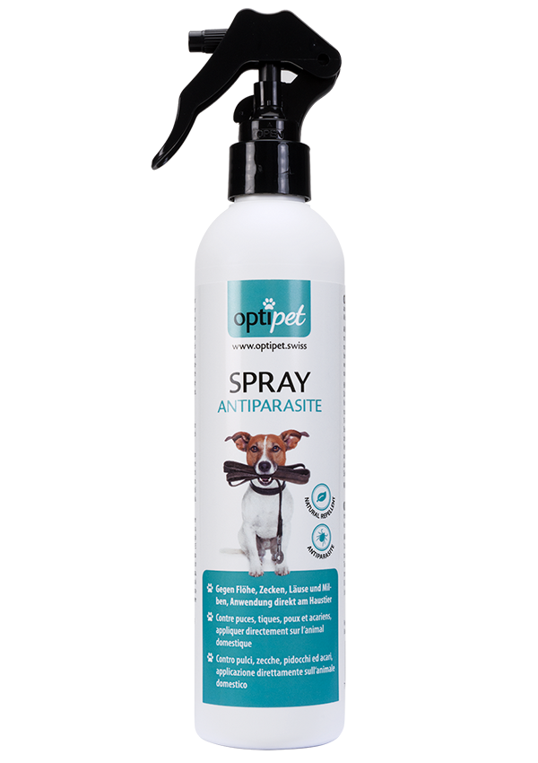 SPRAY Antiparasite